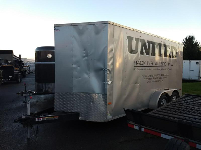2013 Horton Trailers 7x14 Enclosed Cargo Trailer