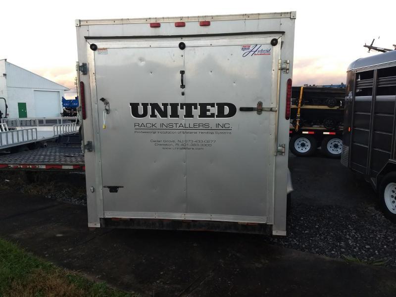 2013 Horton Trailers 7x14 Enclosed Cargo Trailer