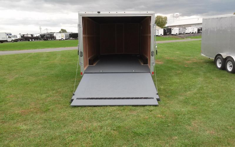 2018 Wells Cargo Fast Trac 8.5x20 10K Car Hauler