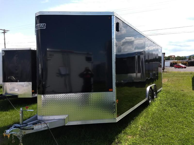 2018 EZ Hauler 8x20 7K Aluminum Car / Racing Trailer in Ashburn, VA