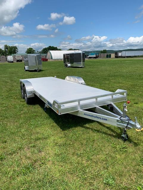 2019 Mission MOCH 8x22 Tilt Car Hauler