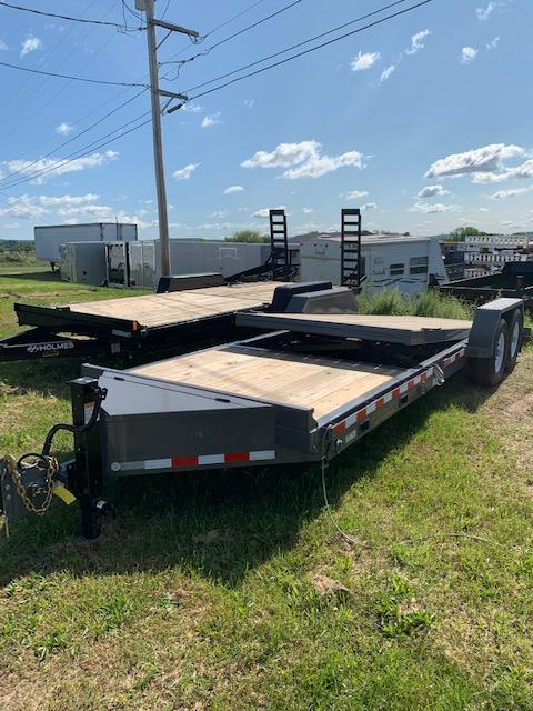 2019 Midsota 7x18+6 15.4K tilt deck Equipment Trailer in Ashburn, VA