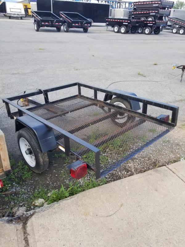 2008 Carry-On 4x6 open Utility Trailer