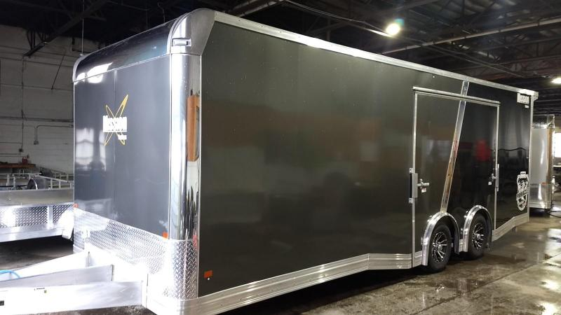 2019 Mission 8.5x24 Pinnacle Premium Car / Racing Trailer in Ashburn, VA
