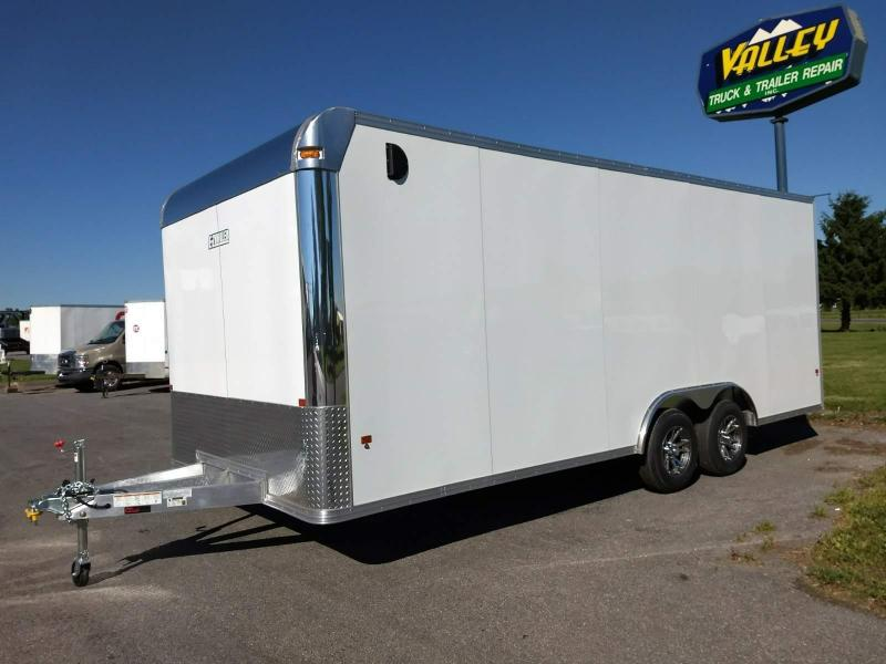 2018 EZ Hauler 8x20 7K Enclosed Car / Racing Trailer in Ashburn, VA