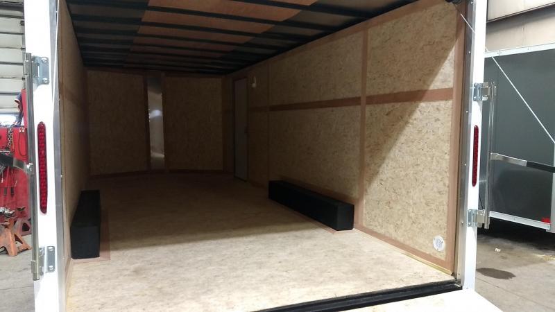 2019 Wells Cargo Fast Trac 8.5x20 7K Car Hauler