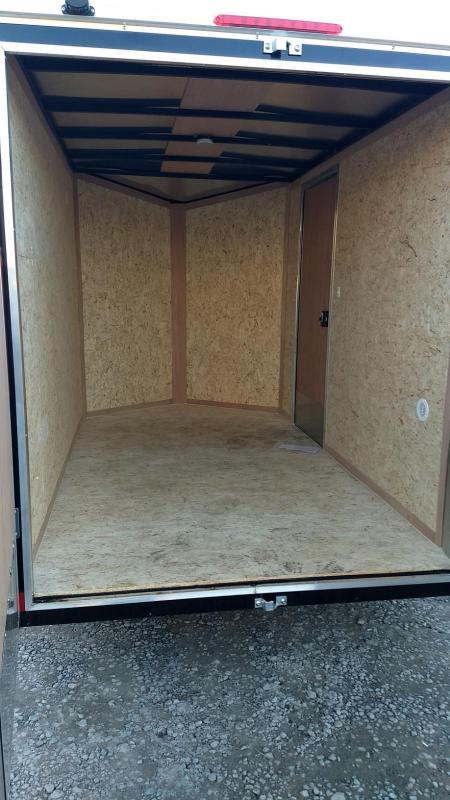 2019 Look Trailers Element SE 6x10 Enclosed Cargo Trailer