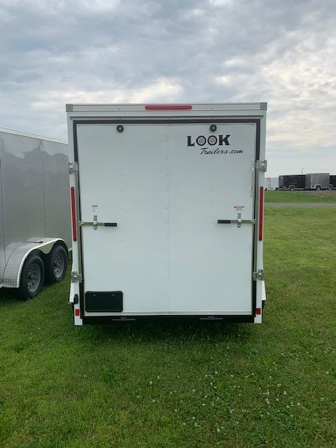 2020 Look Trailers 6x10 ST DLX Enclosed Cargo Trailer