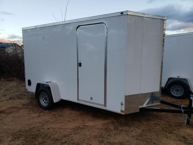 2019 Wells Cargo 300 Series 6x12 Enclosed Cargo Trailer