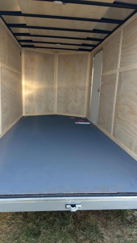 2019 Wells Cargo 500 Series 7x14 Enclosed Cargo Trailer
