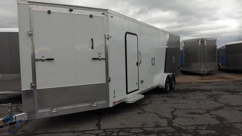2019 Legend Manufacturing 7x29 Explorer Snow Snowmobile Trailer