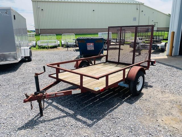 2000 Other Mudhens 5x8 2k Utility Trailer