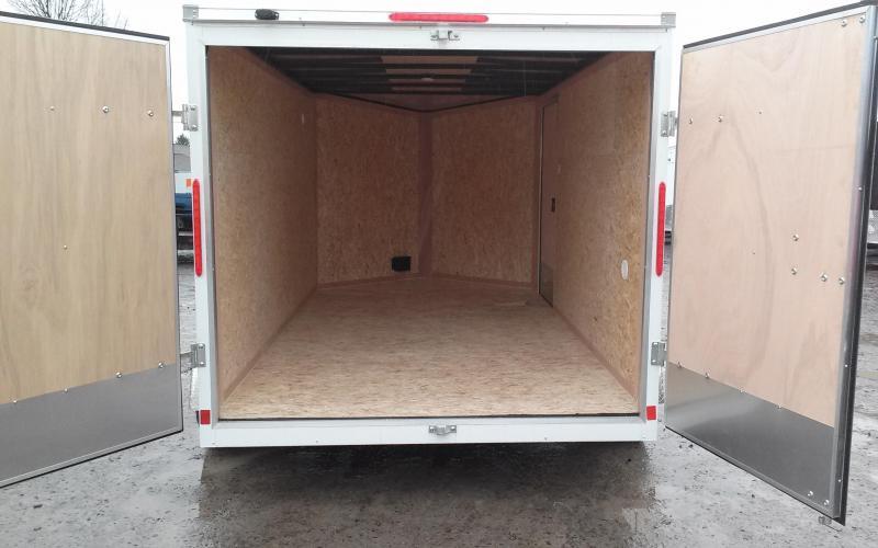 2018 Look Trailers 7x12 7K Element SE Enclosed Cargo Trailer