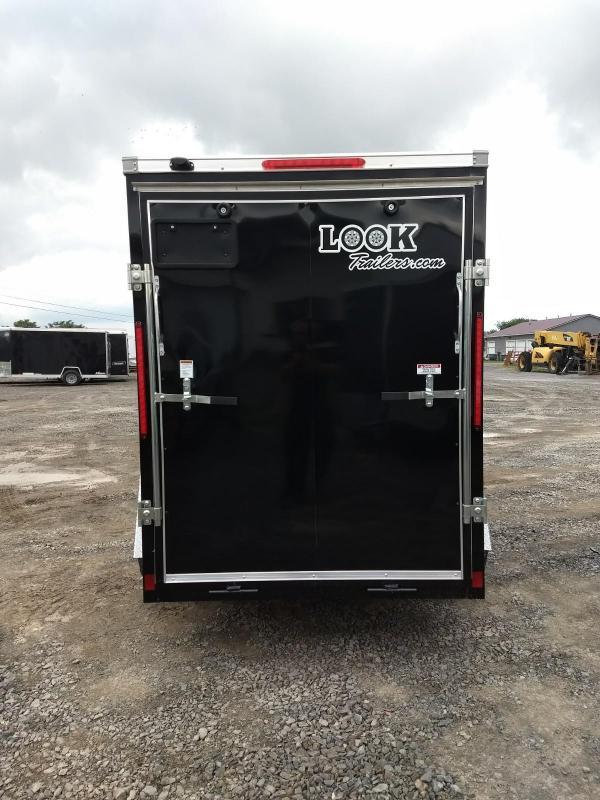 2019 Look Trailers 5x10 Element SE Enclosed Cargo Trailer
