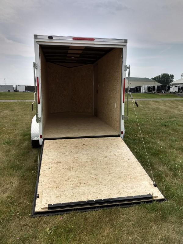 2019 Look Trailers 6x12 7K Element SE Enclosed Cargo Trailer