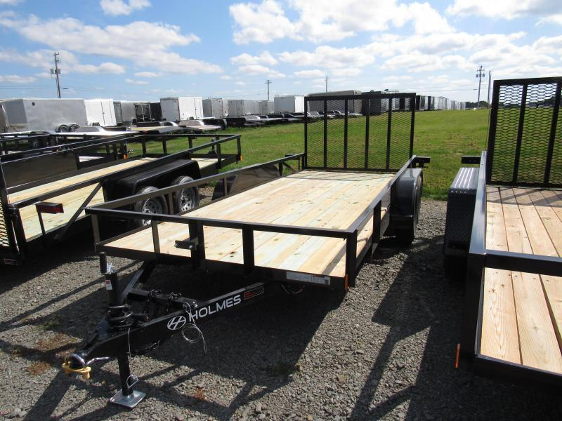 2020 Holmes 6'4x16 Res 7K Utility Trailer
