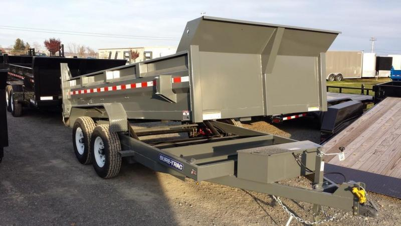 2019 Sure-Trac 7x14 Dump Trailer in Ashburn, VA