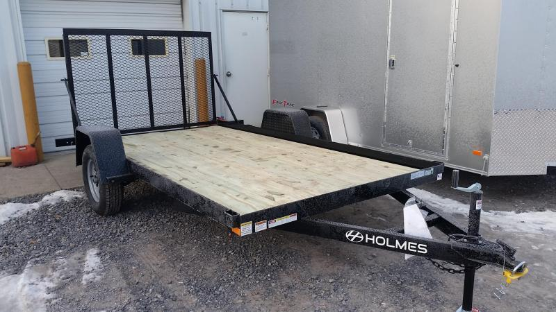 2018 Holmes 6x10 3.5K Utility Trailer