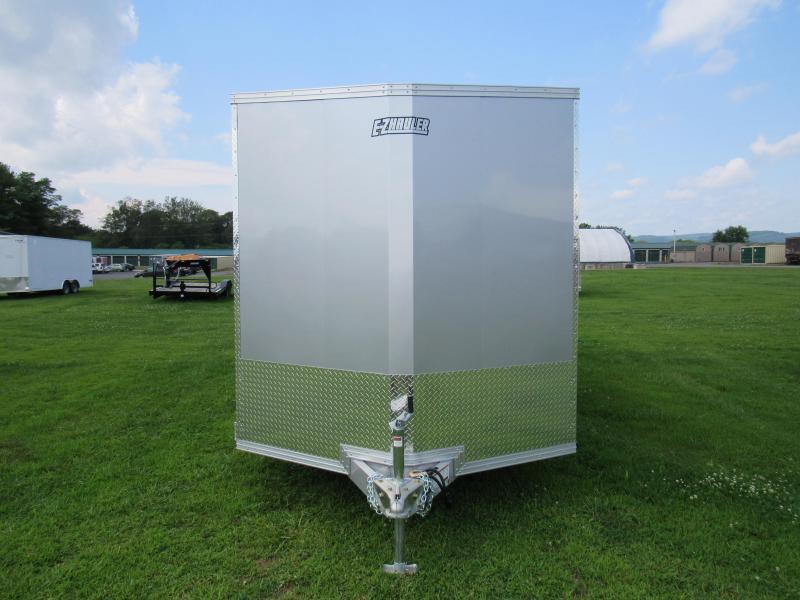 2020 Mission EZ Hauler 7.5x18 UTV (Limited Model) Enclosed Cargo Trailer