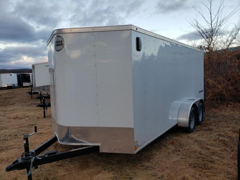2019 Wells Cargo 7x16 Fast Trac Enclosed Cargo Trailer