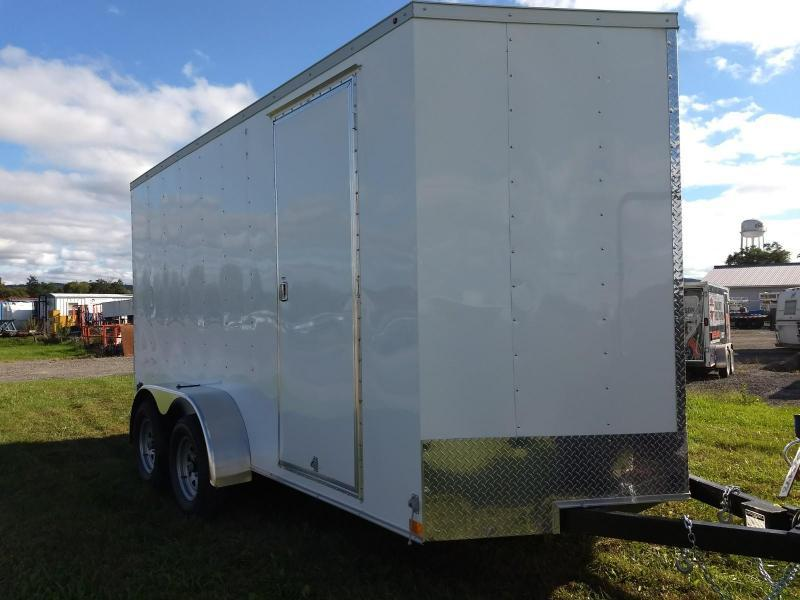 2019 Wells Cargo 300 Series 7x14 Enclosed Cargo Trailer