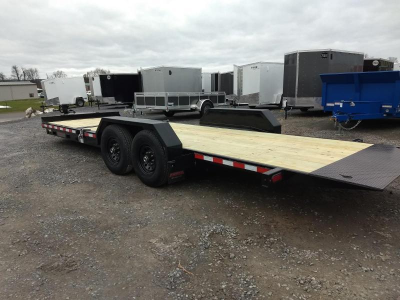 2019 Midsota 7x18+4 15.4K tilt deck Equipment Trailer