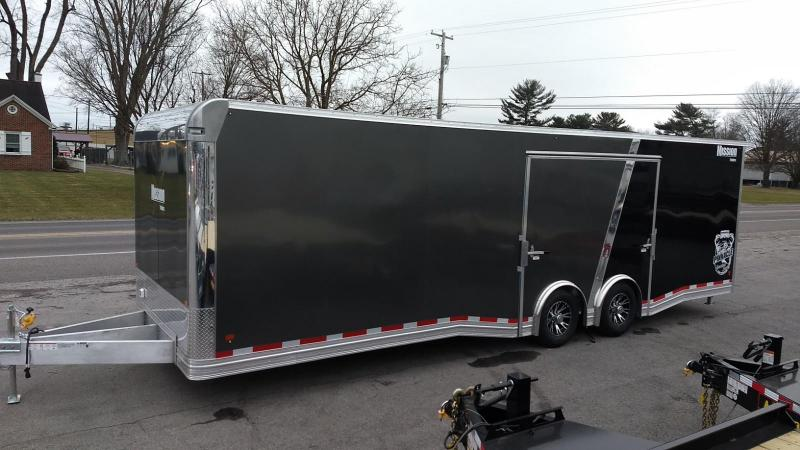 2019 Mission 8.5x28 Pinnacle Premium Car / Racing Trailer in Ashburn, VA