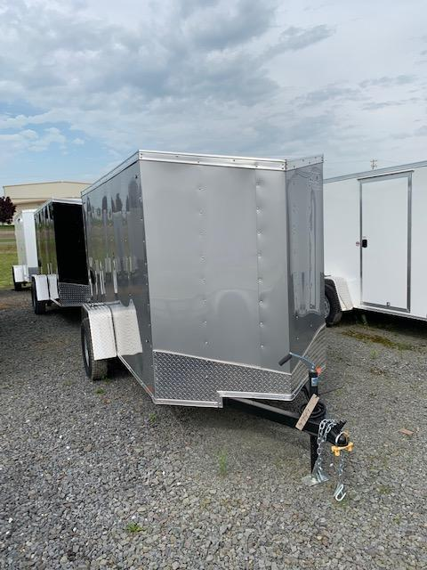 2019 Look Trailers 5x10 ST DLX Enclosed Cargo Trailer