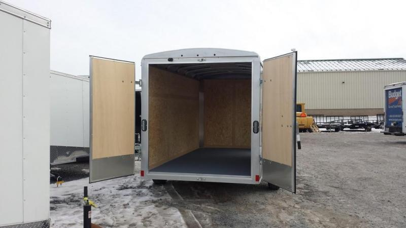 2017 Wells Cargo 6x12 Road Force Enclosed Cargo Trailer