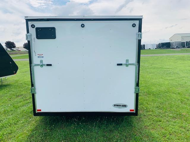 2019 Integrity Trailers WW 7x14 T Enclosed Cargo Trailer