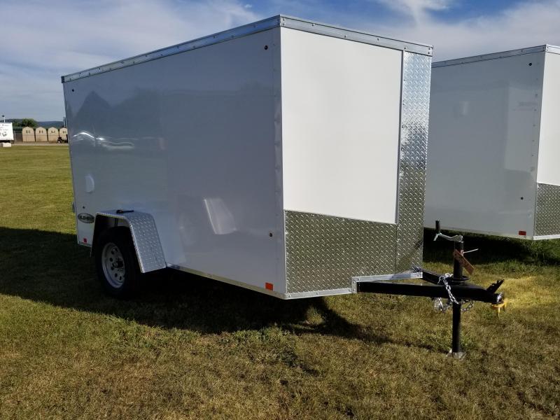 2018 Look Trailers 5x10 Element SE Enclosed Cargo Trailer in Ashburn, VA