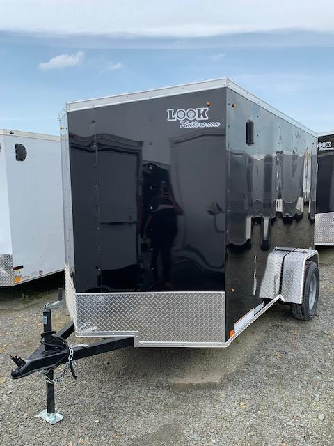2019 Look Trailers 6x10 ST DLX Enclosed Cargo Trailer