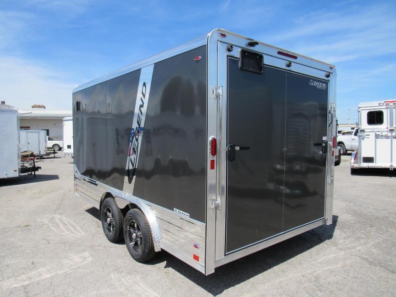 2019 Legend Manufacturing 8x14+V (17ft) Enclosed Cargo Trailer