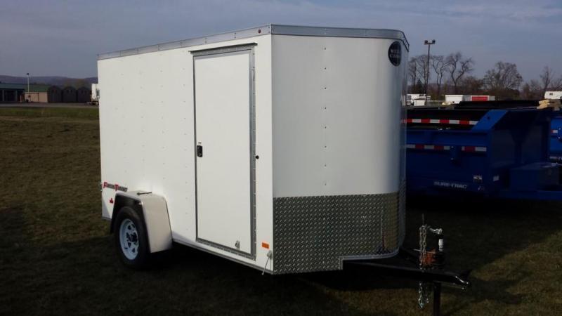 Rv Tires Near Me >> 2017 Wells Cargo 6x10 Fast Trac Enclosed Cargo Trailer ...