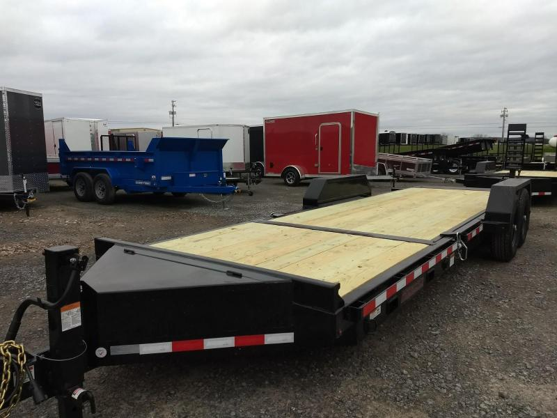 2019 Midsota 7x18+4 15.4K tilt deck Equipment Trailer in Ashburn, VA