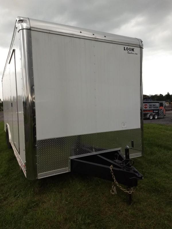 2019 Look Trailers 8.5x24 14K Car / Racing Trailer