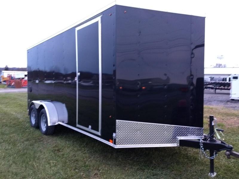 2019 Look Trailers 7x16 ST DLX Enclosed Cargo Trailer