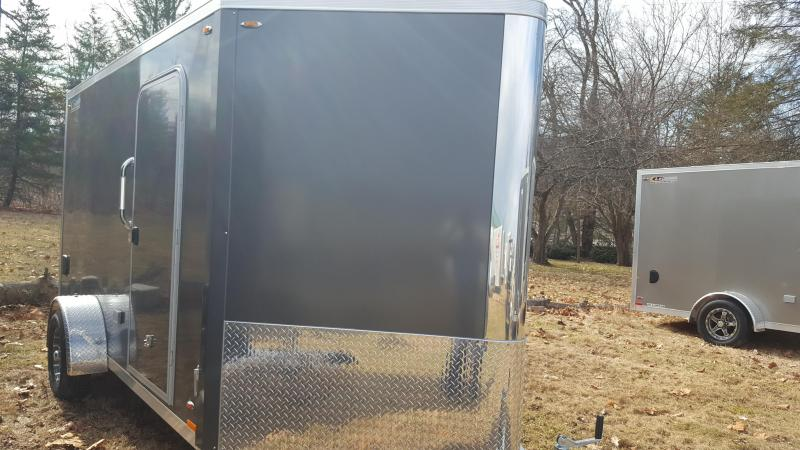 2018 Legend Manufacturing 7x15 all aluminum Enclosed Cargo Trailer