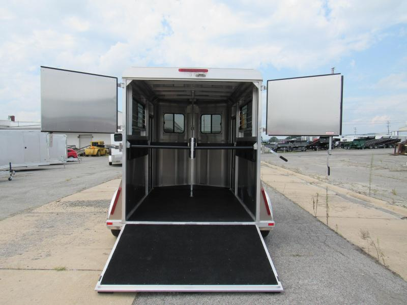 2020 Kingston Trailers Inc. Classic Standard 2 Horse Trailer