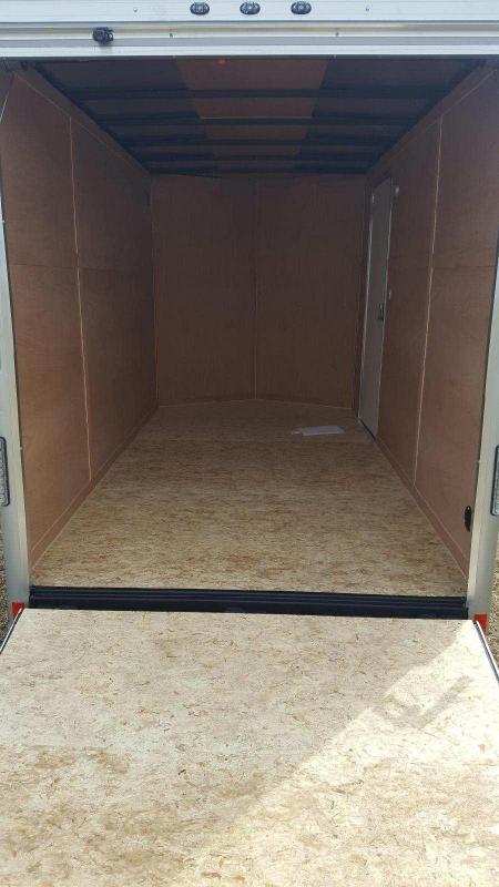 2018 Wells Cargo 300 Series 6x12 Enclosed Cargo Trailer