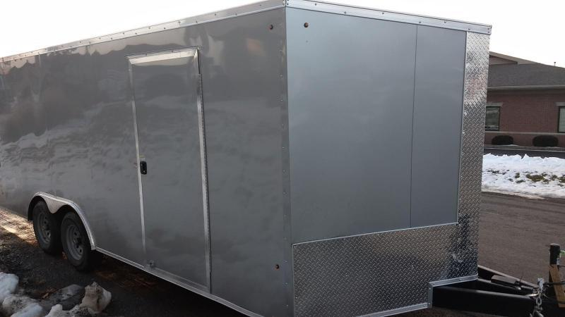2019 Look Trailers 8.5x20 10K Cargo/Enclosed Trailer