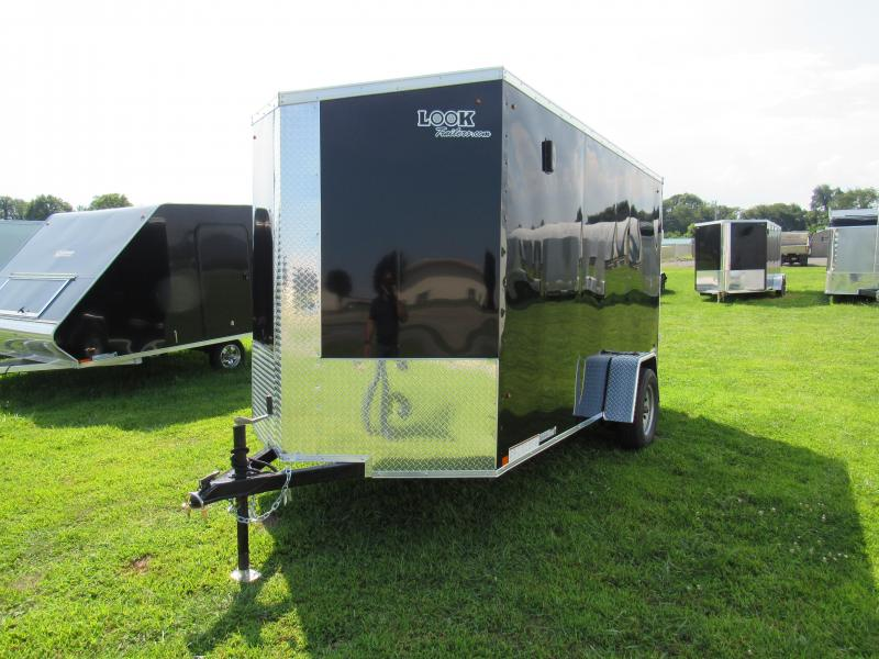 2020 Look Trailers 6x12 Element SE Enclosed Cargo Trailer