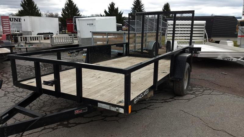 2016 Holmes Commercial 6-4x12 3.5K Utility Trailer