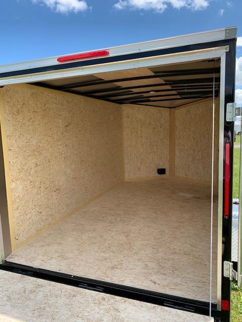 2020 Look Trailers 7x12 w/ brakes Element SE Enclosed Cargo Trailer