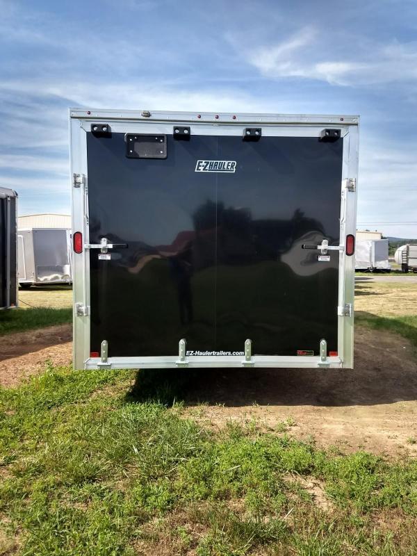 2018 EZ Hauler 8x20 7K Enclosed Car / Racing Trailer