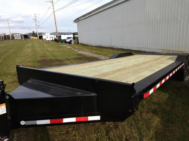 2019 Midsota 8.5x24 17.6K Equipment Trailer