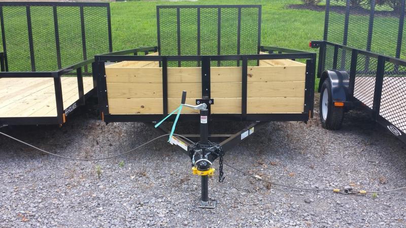 2018 Holmes 6-4x12 Board Side Utility Trailer