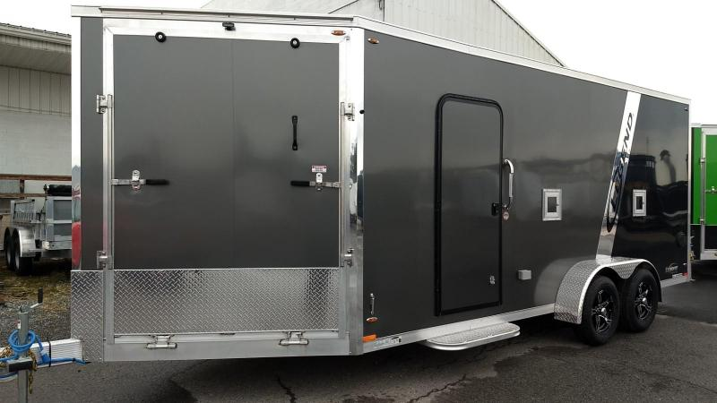 2019 Legend Manufacturing 7x23 Explorer Snow Snowmobile Trailer in Ashburn, VA