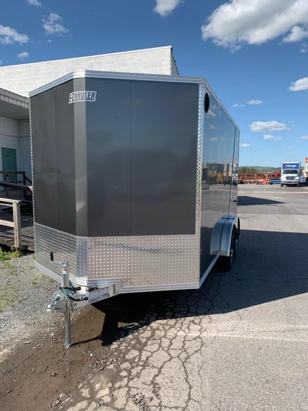 2019 Mission EZES 7.5x14 Enclosed Trailer in Ashburn, VA