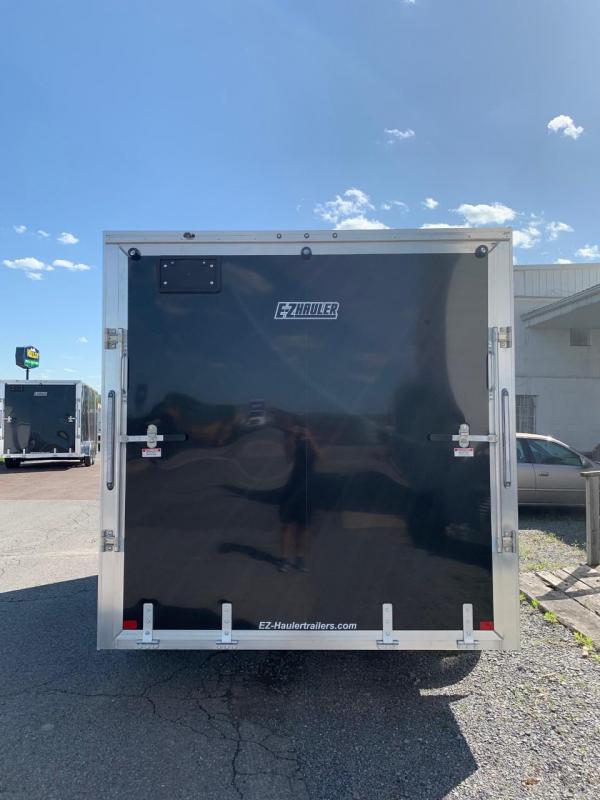 2019 Mission EZES 7.5x14 Enclosed Trailer